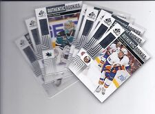 11-12 2011-12 SP GAME USED ROOKIE /699 - FINISH YOUR SET LOW SHIPPING RATE