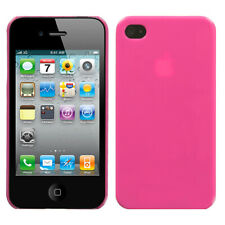 For iPhone 4s/4 Natural Pink Phone Hard Phone Back Protector Cover Case
