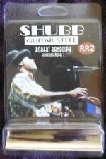 Shubb SP1 Robert Guitar steel CHROMED BRASS slide new NIB