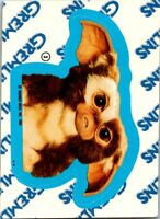 1984 Topps Gremlins Movie Sticker Card #3 Gizmo