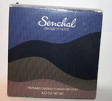 Senchal Charles Of The Ritz Dusting Bath Body Powder Factory Sealed 4 Oz Bnib