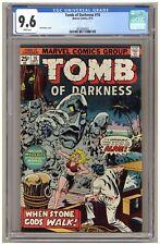 Tomb of Darkness 16 (CGC 9.6) Ron Wilson cover Marvel Comics 1975 B585