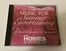 Music For Summer Entertaining- classical comp - Excellent Condition CD - Tested