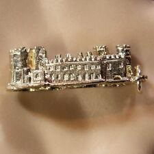 9 KT GOLD NUOVO Windsor Castle Charm