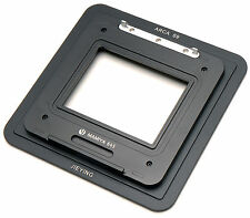 Adaptateur pour Mamiya 645 Back To Arca 69 F Phase One Sinar Leaf Digital Back Top
