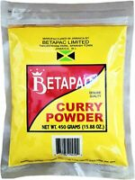 Jamaican Betapac Curry Powder , Curry Powder