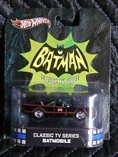 MATTEL HOT WHEELS CLASSIC TV SERIES BATMAN NIB!