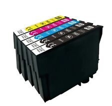 5 Druckerpatronen Set für Epson 603 XL XP2100 XP3100 XP4100 WF2810 WF2830 WF2850
