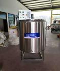 500L Commercial Pasteurization Machine Pasteurizer for Milk Sterilization