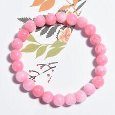 Healing Reiki Women JewelrO Hf Handmade Natural Gemstone Beads Stretchy Bracelet