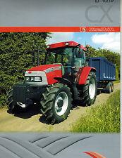 """McCORMICK CX90 (T3) CX100 (T3) CX105 (T3) CX105 (T3) TRACTORS  BROCHURE """"NEW"""""""