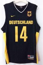 JSA COA Dirk Nowitzki Signed Autograph Nike Swingman Deutschland Germany Jersey