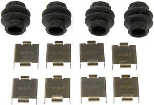Disc Brake Hardware Kit Front,Rear Dorman HW5829