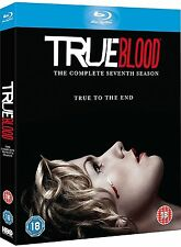 TRUE BLOOD Complete Series 7 Blu Ray All Episodes Seventh Season UK Release NEW
