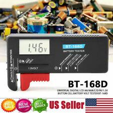DC Voltmeter LED Digital Volt Meter Gauge Battery Charge Indicator Tester US HOT
