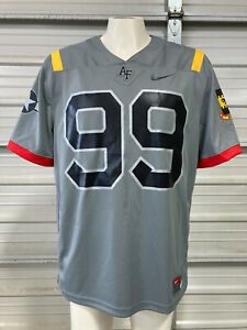 Air Force Red Tails Jersey - Nike - Mens Large - #99 Falcons -Tuskegee Alternate