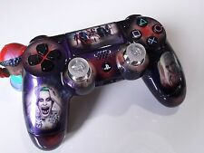 Manette PS4 Customisé à l'aérographe !!! Dualshock 4 Sixaxis Injustice 2