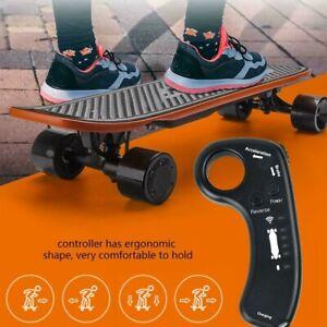 Eléctrico Skate Longboard Scooter 20km/H Con Mando a Distancia