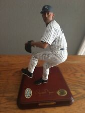 Danbury Mint Mariano Rivera Figurine With Coa New In Box