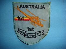 VIETNAM WAR PATCH AUSTRALIA 1st Bn 161st INDEPENDENT RECONNAISSANCE  FLIGHT