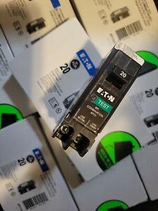 Eaton BR BRP120AF 20A 120/240V Arc Fault Circuit Breaker
