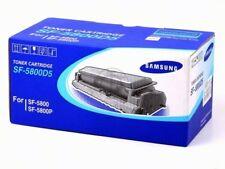 Samsung SF-5800D5 Toner Cartridge SF-5800 SF-5800P BNIB