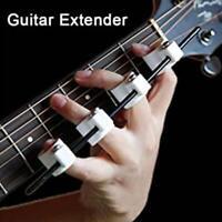 Einstellbarer Abstand Finger Extensor für Anfänger Gitarrentrainer Finger Expans