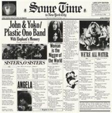 Some Time in New York City [LP] by John Lennon/Plastic Ono Band/Yoko Ono (Vinyl, Aug-2015, 2 Discs, Capitol)