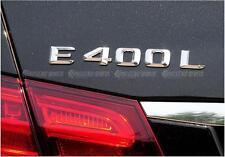 E675 E400L E400 Emblem Badge auto aufkleber 3D Schriftzug Plakette car Sticker