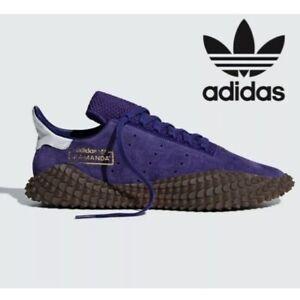 Adidas Original Kamanda 01 Purple Mens Size 9 SKU: AQ1226