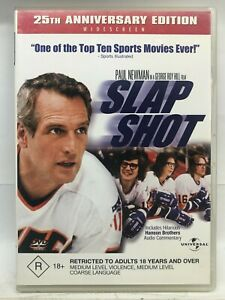 Slap Shot - DVD - AusPost with Tracking
