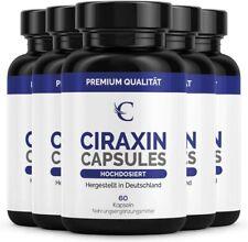 5 X Ciraxin Capsules Dose Élevée Contenu: 300 Gélules Envoi Rapide-