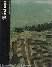 Taishan Il monte sacro della Cina - L'Universo dello Spirito Mondadori 1982