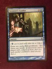 Tezzeret's Gambit  VO   -  MTG Magic (EX)