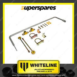 Whiteline Rear Sway bar for TOYOTA PASEO EL44 EL54 STARLET EP Premium Quality