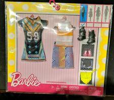 Barbie Doll Fashions Mib, Fits Regular Size Barbie, Ages 3+
