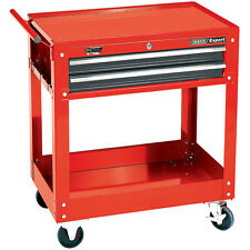Draper Expert 2 Drawer 2 Tier Tool Trolly 07635 . snap it up now