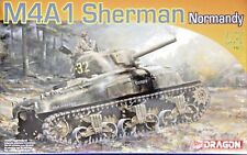 Dragon 7273: 1/72 M4A1 Sherman Normandy (Armor Pro Kit)