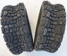 2 - 16X6.50-8 4 Ply Kenda K502 Terra Trac ATV  Turf Mower Tires 16X6.5-8 16/6.5