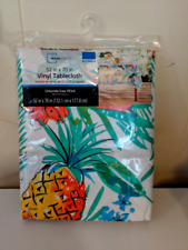 Tropical Tablecloth 52x70in
