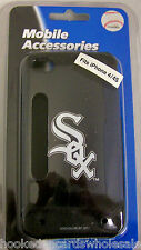Chicago White Sox Apple iPhone 4 4S Faceplate Hard Protector Case Cover Snap On