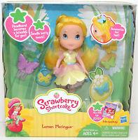 2009 Strawberry Shortcake Lemon Meringue Scented Doll Hasbro NEW