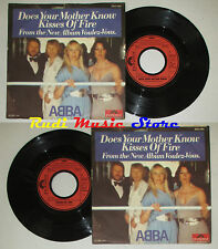 """LP 45 7"""" ABBA does you mother know kisses of fire 1979 germany cd mc dvd vhs*"""