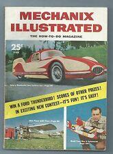 Mechanix Illusrated, June 1955, Gas Turbine Car, Steamboats, Murcury Montclair