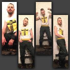 SPROUSE  Iggy Pop / Crucifix t-shirt