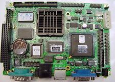 Advantech PCM-5825 NS Geode w/ GX1-300 Half Sized SBC Single Board Computer