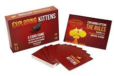 Exploding Kittens Original Party Card Game UK