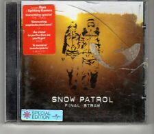 (HO285) Snow Patrol, Final Straw - 2004 CD