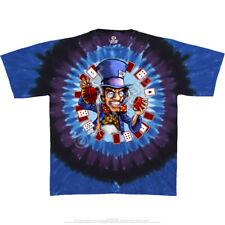 Fantasy Mad Hatter M, L, XL, 2XL Tie Dye T-Shirt