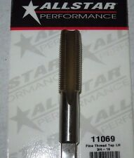 "Allstar Tungsten Steel Tap Titanium Coated 3/4"" -16 LH Hand Fine Thread ALL11069"
